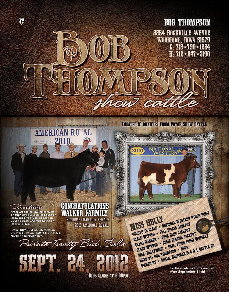 2012 Calf Sale