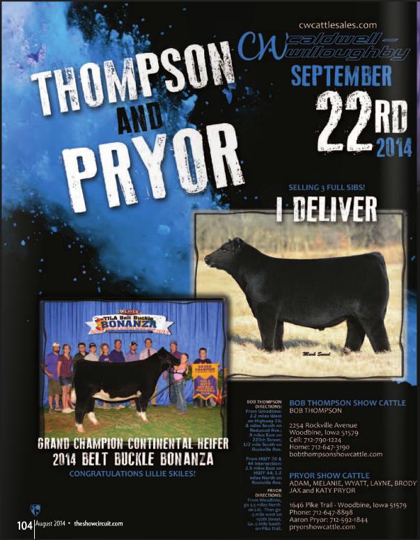 2014 Calf Sale